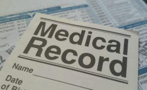 HIPPA medical record amendment