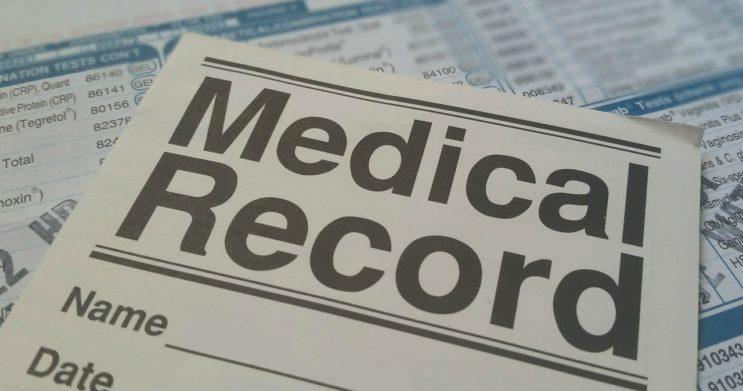 HIPPA medical record amendment